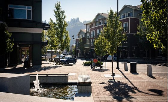 Find community and more at Garrison Crossing in Chilliwack, BC
